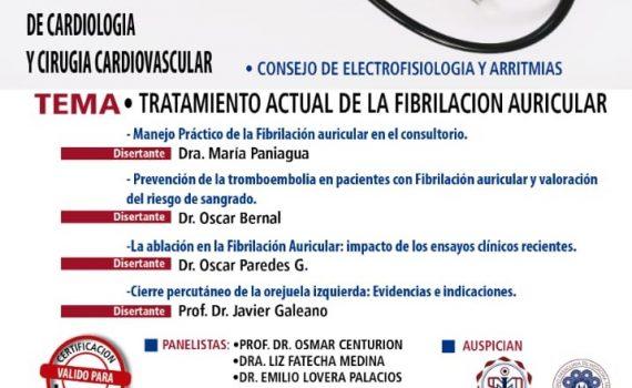Tratamiento Actual de la Fibrilacion Auricular
