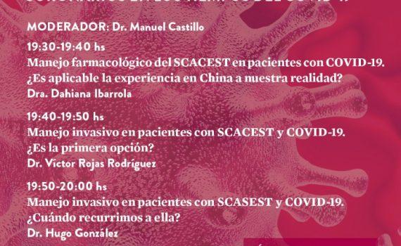 Enfermedades Cardiovasculares en pacientes con COVID-19